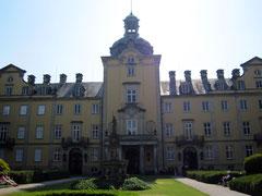 Schloss Bückeburg, Mitteltrakt