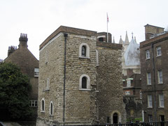 Jewel House des alten Palace of Westminster