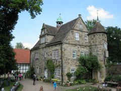Rittergut Remeringhausen, Schloss