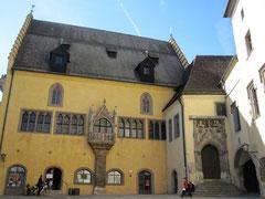Rathaus mit Reichssaalanbau, Regensburg