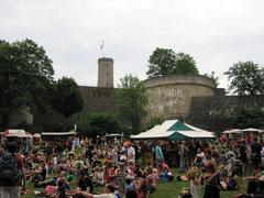 Burg Sparrenberg, Sparrenburgfest
