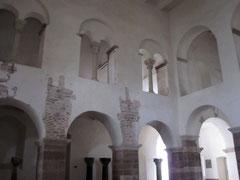 Corvey, karolingisches Westwerk der Abteikirche