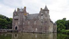 Schloss Trécesson, Campénéac