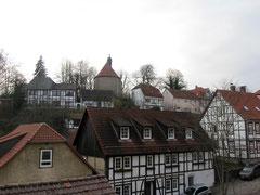 Wartberg mit Erasmuskapelle, Warburg