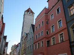 Goldener Turm, Regensburg