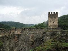 Burg Hardegg, Westburg