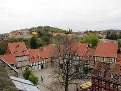 am Schlossberg, Quedlinburg