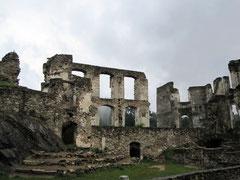 Burg Kollmitz, Hauptburg