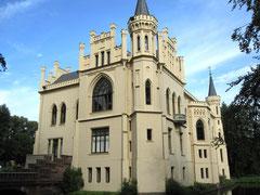 Schloss Evenburg, Leer