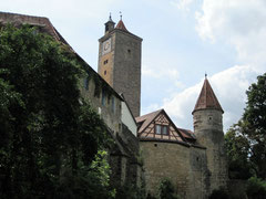 Rothenburg o.d. T., Burgtor