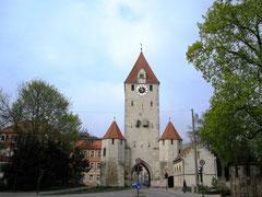Ostentor, Regensburg