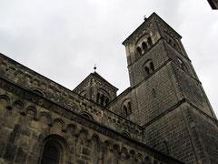 Stiftskirche St. Servatii, Quedlinburg