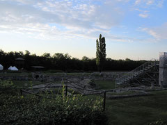 Carnuntum, Amphietheater