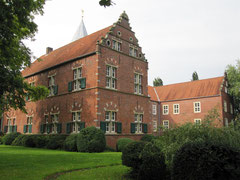 Schloss Haneburg, Leer
