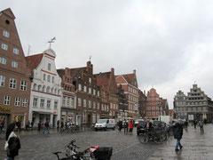 Platz Am Sande, Lüneburg