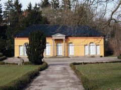 Schloss Glücksburg, Orangerie