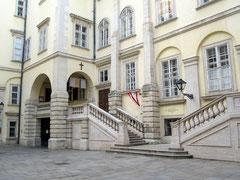 Wiener Hofburg, Schweizertrakt