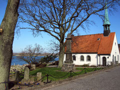 Kirche St. Petri, Maasholm