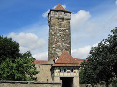 Rothenburg o.d. T., Röderturm