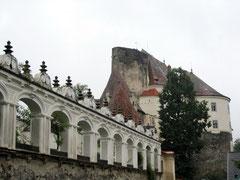 Burg Raabs, Raabs an der Thaya