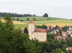 Burg Trausnitz im Tal