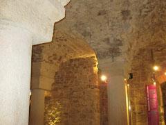 Stiftsberg, ottonisches Gewölbe