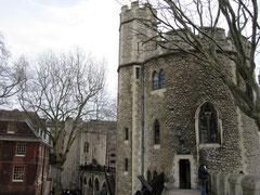 Tower of London, Lanthorn Tower und Salt Tower