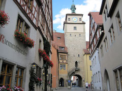 Rothenburg o.d. T., Weißer Turm