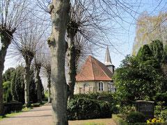 Schifferkirche, Arnis