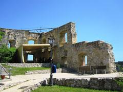 Burg Laaber, Wohngebäude