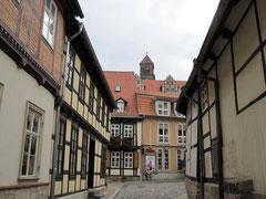 Lange Gasse, Quedlinburg
