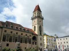 Rathaus, Passau