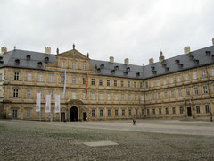 Neue Residenz, barocke Flügel