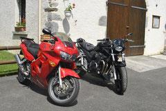 Moto Pyrénées Oloron