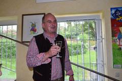 Bürgermeister Manfred Sterz