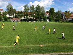 Spitzenspiel ST Scheyern - TSV Baar-Ebenhausen