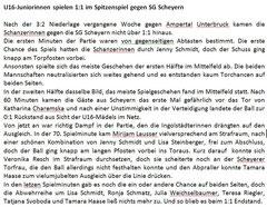 Bericht FC Ingolstadt