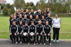 Damenmannschaft 2015 / 16