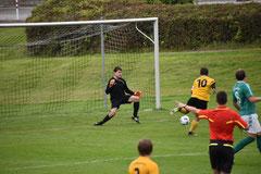 1:0 durch Marc Steffen (13. Minute)