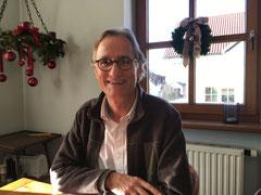 Thomas Fenner, Vorsitzender des Förderkreises