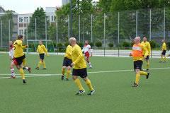 TuS Alte Herren 1 gegen Hamborn (Foto: mal).