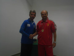 Cesare Natoli 4° classificato cat. Open