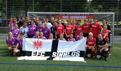 EFC Sinnlos Herren, Sinnloskinder und Sinnlose Soccer-Queens