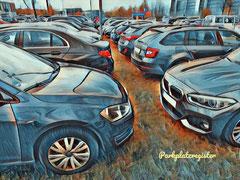 PMS Parkplatz Flughafen Hamburg