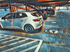 TunaPark Parkhaus Flughafen Köln