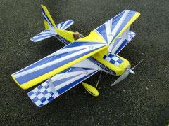 Biplan Gemini de Multiplex
