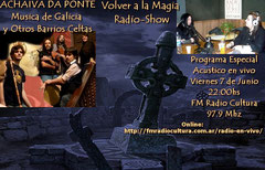Click en Flyer para descargar audicion completa en MP3