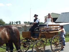 Mariage à Semblancay
