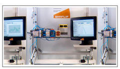 Testanlage für über 50.000 Schließzyklen mit WINFLIP