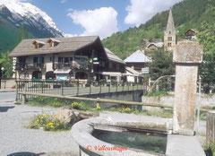 Vue du Rière Pont (Mai 2004)